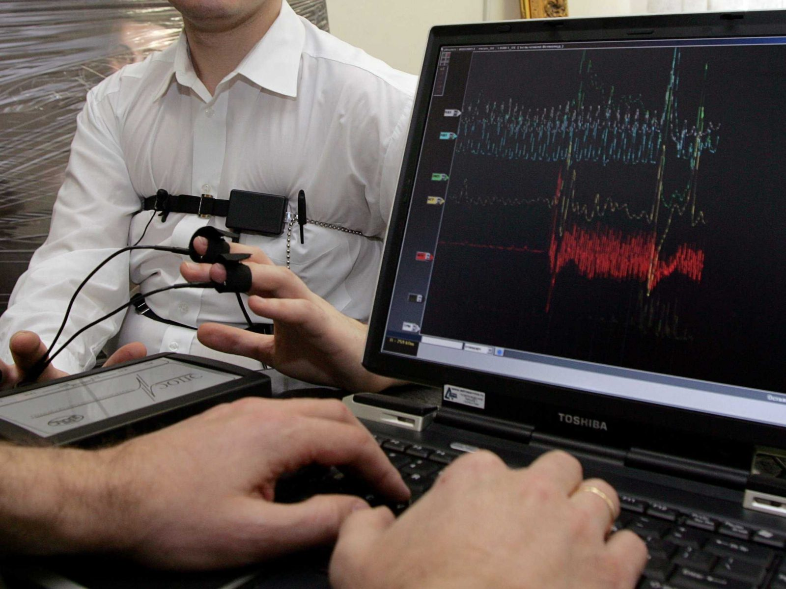 So What Exactly Is A Polygraph Or Lie Detector Test ? Lie Detectors UK